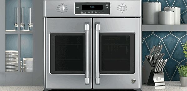 GE Cafe™ French-Door Wall Oven