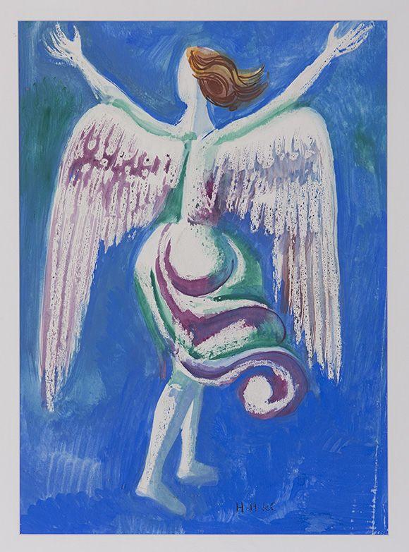 Hipolito Hidalgo de Caviede. Obra original y obra gráfica del Fondo de la Colección de la Galería Kreisler, Madrid