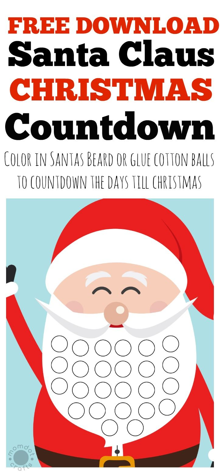 Kids Countdown Calendar : Best images about holiday crafts on pinterest