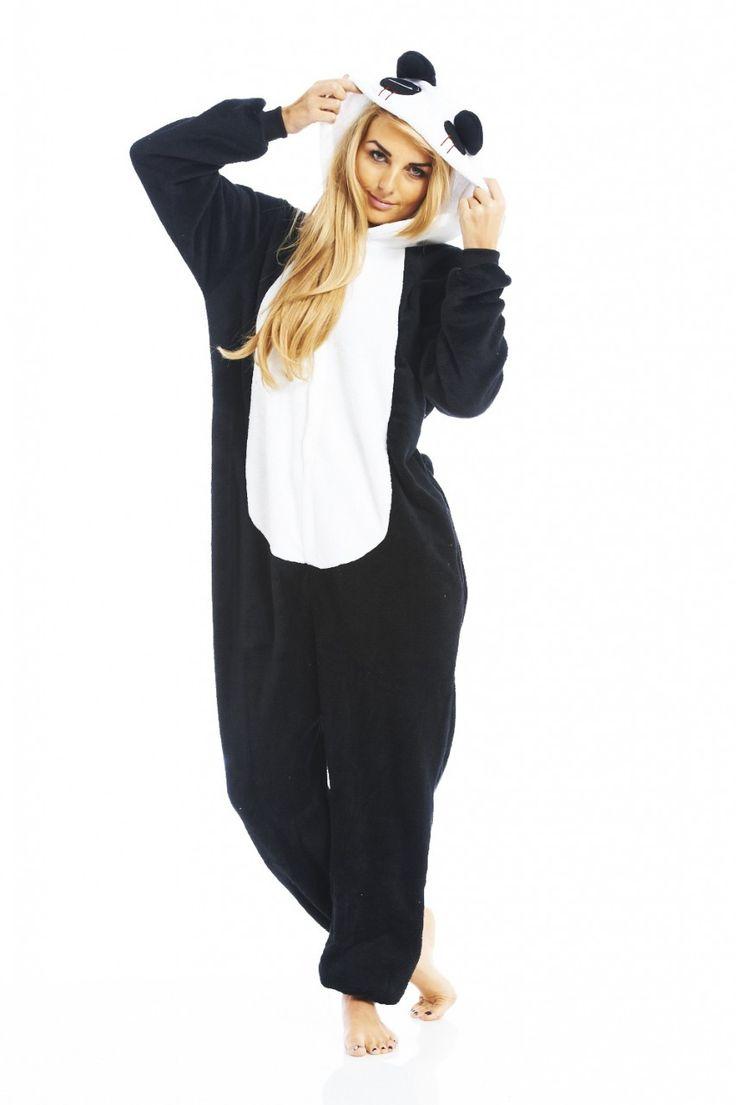 Panda Onesie for Adults | @ShiaLaJustDoIt
