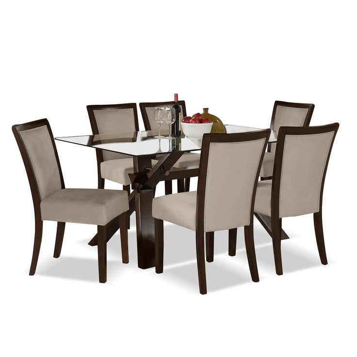 Dining Room Furniture   Caravelle Tango 7 Pc. Dinette. Value City ...