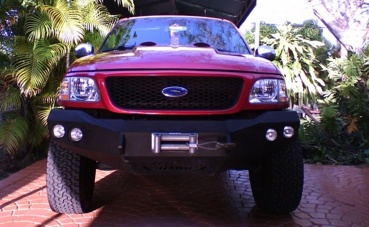 2001 Ford F150 Lifted, Need this bumper!