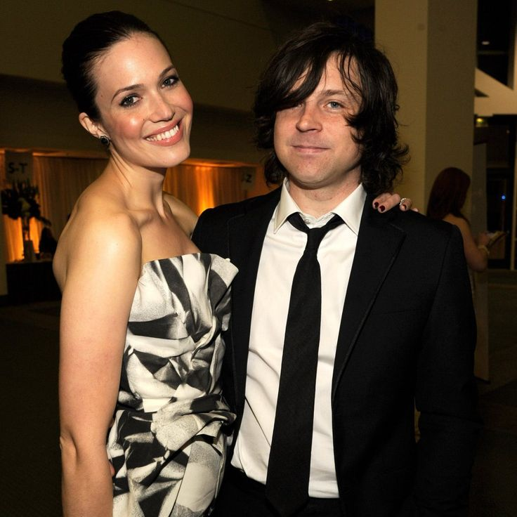 Ryan Adams is still rooting for Mandy Moore.