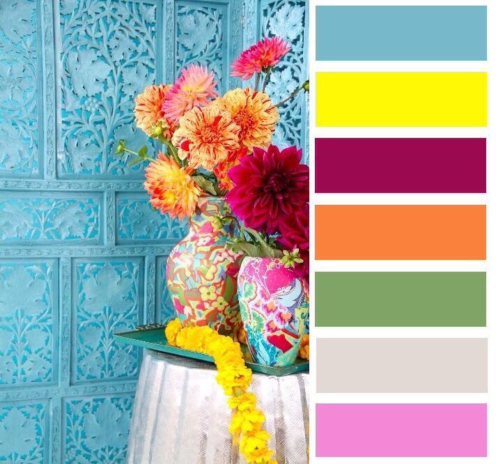 66 Best Images About Color Palettes On Pinterest Starry
