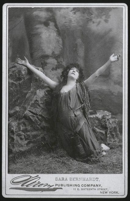Sarah Bernhardt (1844–1923)