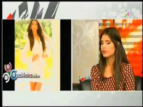 Entrevista A @CaroolaDuran canditacta a Nuestra Belleza Latina En @Iamdra #Video - Cachicha.com