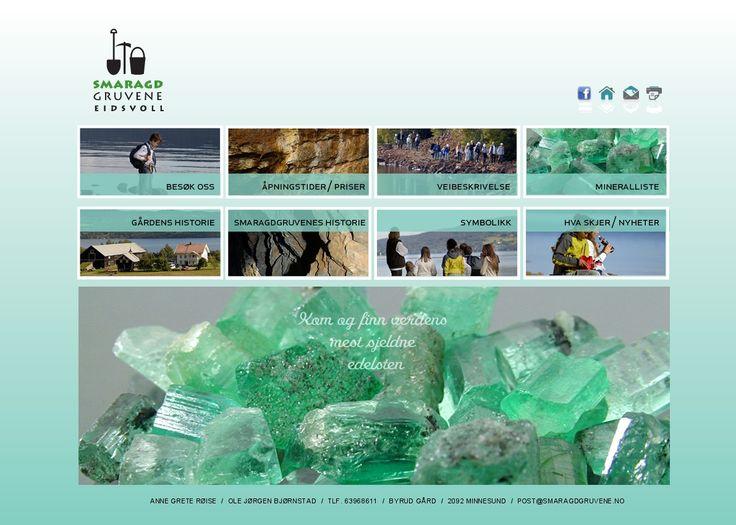 Smaragdgruvene - Eidsvoll