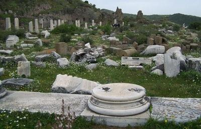 Probable site of Troy. I will visit someday.
