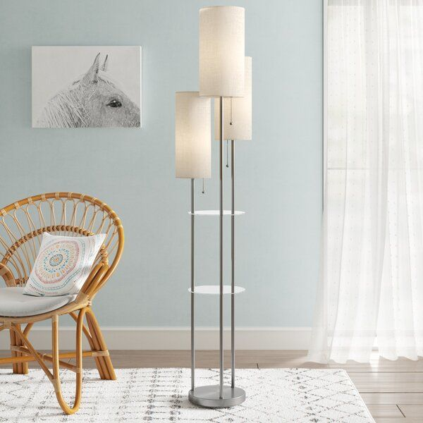 Jakayla 68 Tray Table Floor Lamp In 2021 Floor Lamp Flooring Tree Floor Lamp