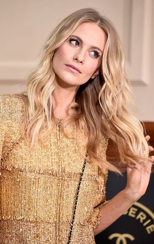 Poppy Delevingne Goes White Blonde, So Clearly This Celeb Hair Trend Isn't Fading