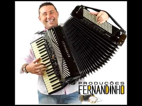 Forró pé de serra - Fernandinho Do Acordeon - CD Completo Vol 01 - YouTube