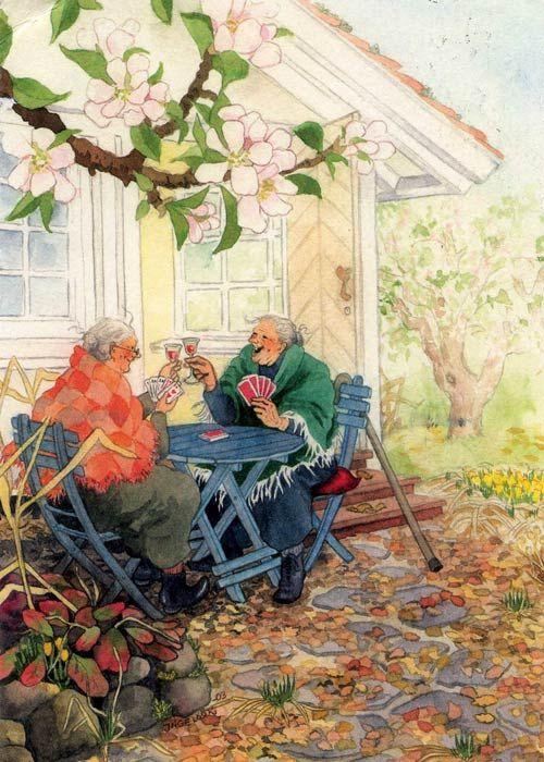 веселые старушки инги Леек - Поиск в Google