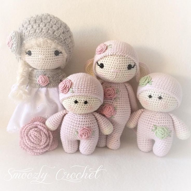 Amigurumi Cute Animals : 492 best images about Crochet on Pinterest