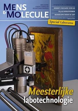 Mens & Molecule: tijdschrift voor chemie en biowetenschappen. Plaats: tijdschriftenrek.