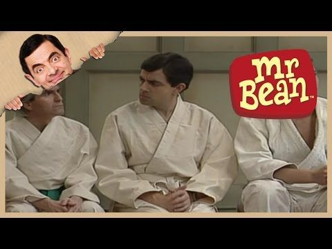 Mr Bean - Judo Class - YouTube