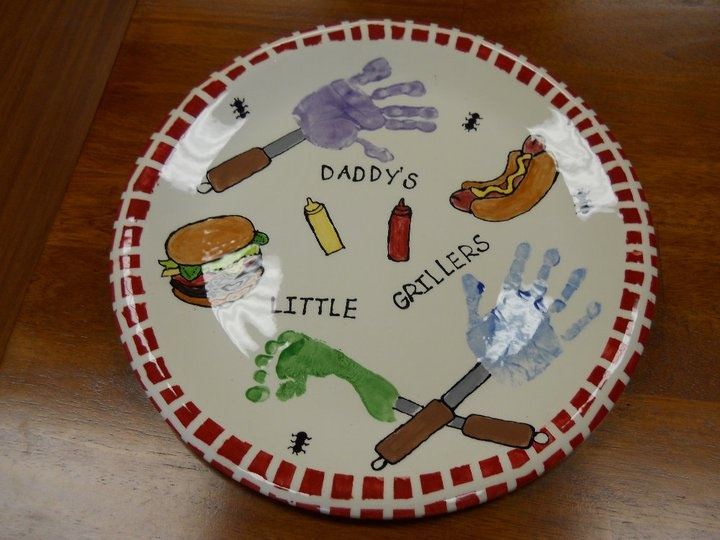 Father's Day Pottery