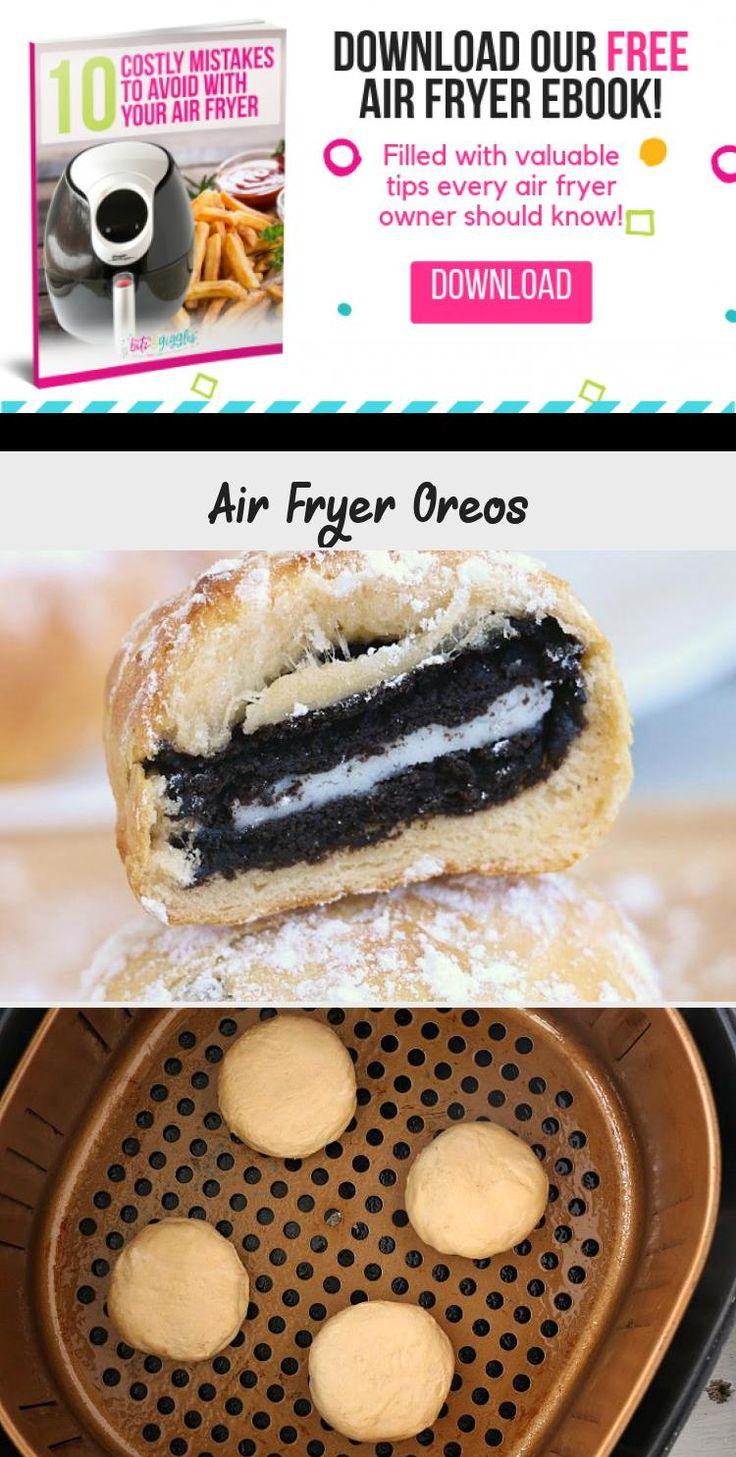 Air Fryer Oreos Air fryer recipes, Oreo, Air fryer