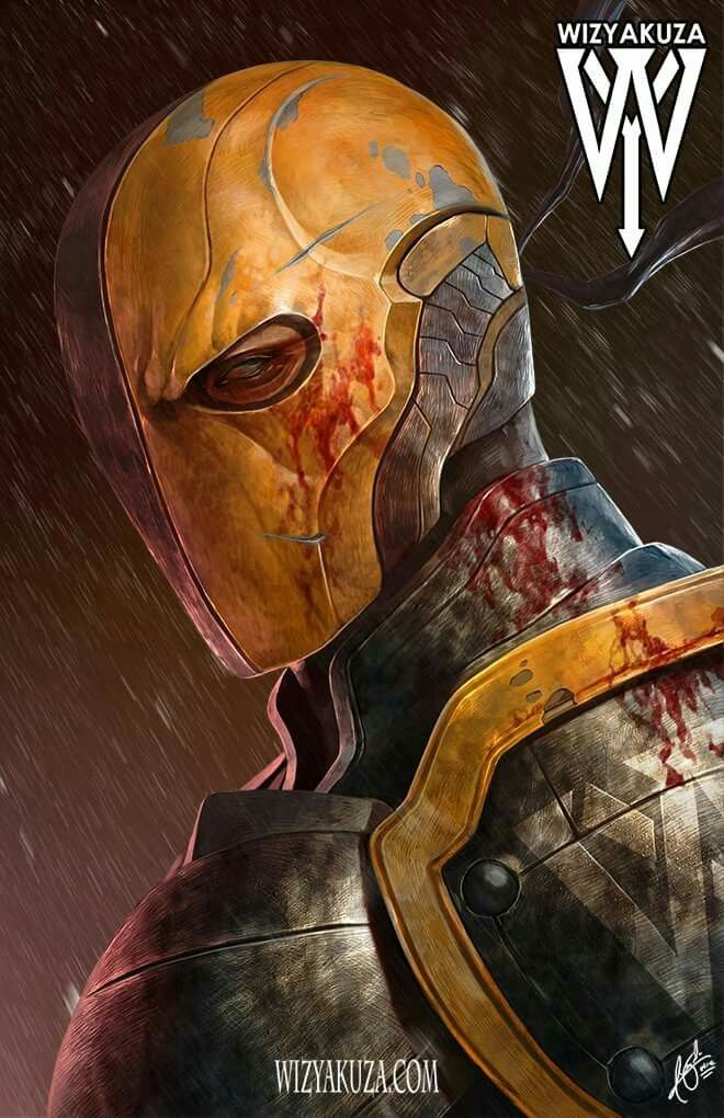 deathstroke is on of my favourite villains who turn good. deathstroke is got such an interesting past