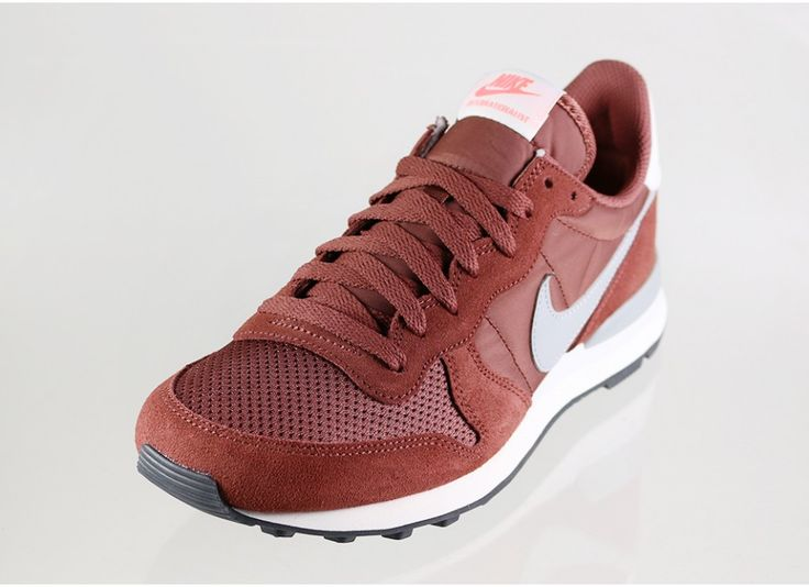 9dd9eba4f39a ... Sportswear INTERNATIONALIST Sneaker red sepia base grey light base grey Nike  Internationalist (Red Sepia Base Grey - Lite Base Grey) .