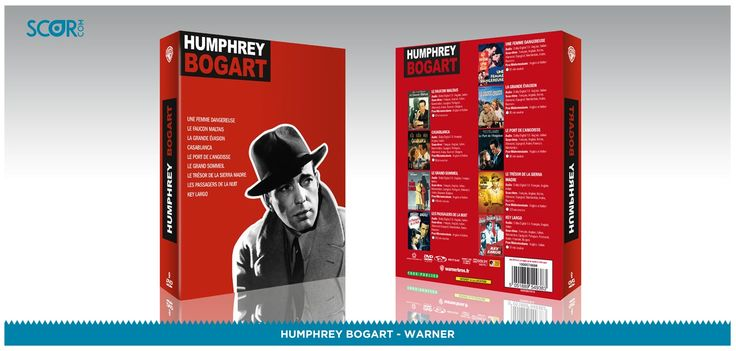Coffret Humphrey Bogart, Warner