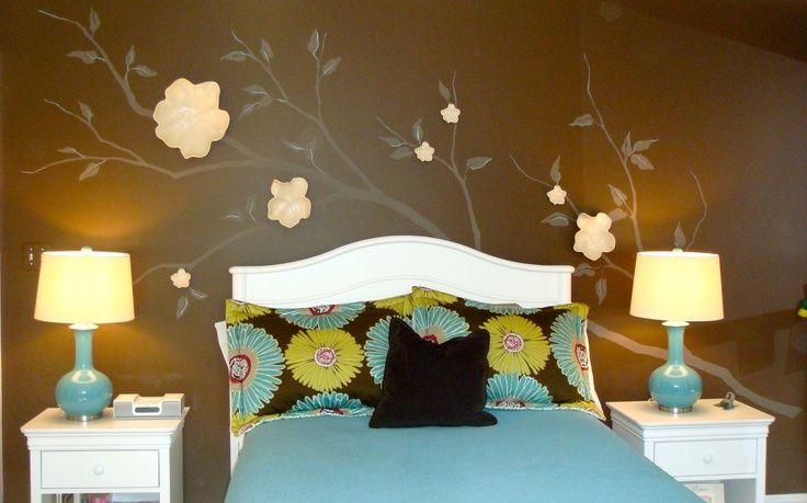Simple bedroom for teenage girls - A simple teenagers bedroom ...