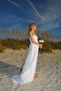 Wedding Planning Tip: Finding the Perfect Beach Wedding Dress
