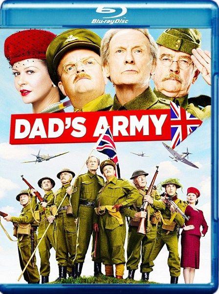 Папашина армия / Dad's Army (2016/BDRemux/BDRip/HDRip)   Англия. Вторая Мировая война. Журналистка для освещения военных действий отправляется в прибрежный город, где расположен взвод, охраняющий побережье.