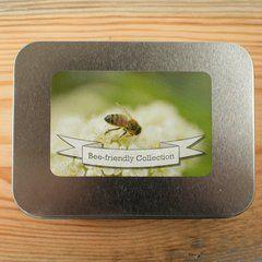 Organic Seed Gift Set, Bee Friendly Garden