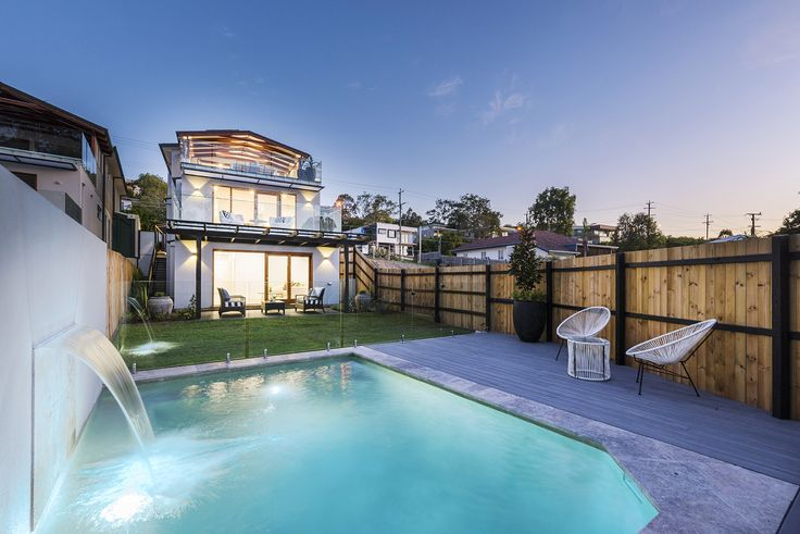COORPAROO 366 Chatsworth Road...Completed to the highest of specifications and adorned with premium appointments throughout, this stunning, brand new tri-level Coorparoo home sets a new standard of living.
