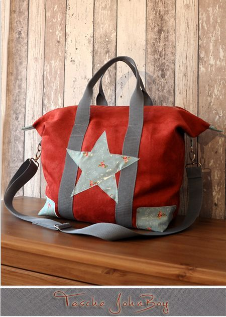 Tasche JohnBoy by Elbmarie: