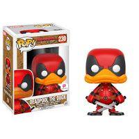 Funko Pop Wave!: Duckpool. El Pato Mercenario