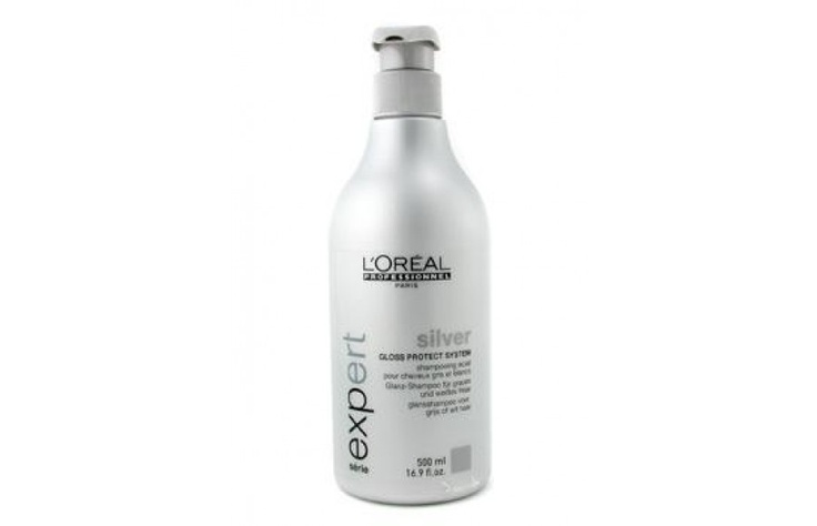 L'Oréal Silver Shampoo 500 ml. Eks fra nicehair.dk, 160 kr.