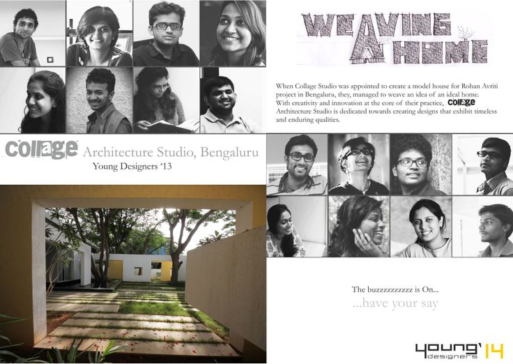 When Collage Architecture Studio was appointed to create a model house in Bengaluru, they managed to weave and idea of an ideal home. With creativity and innovation at the core of their practice, Collage Architecture Studio is dedicated towards creating designs that exhibit timeless and enduring qualities