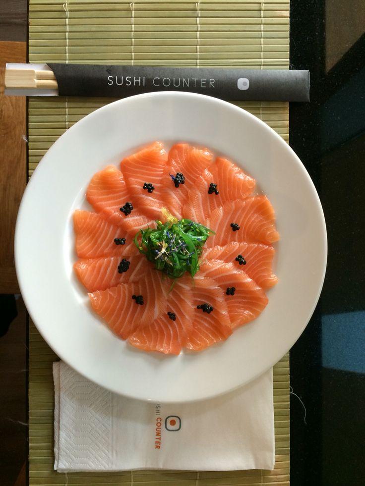 Salmon sashimi                                                                                                                                                      More
