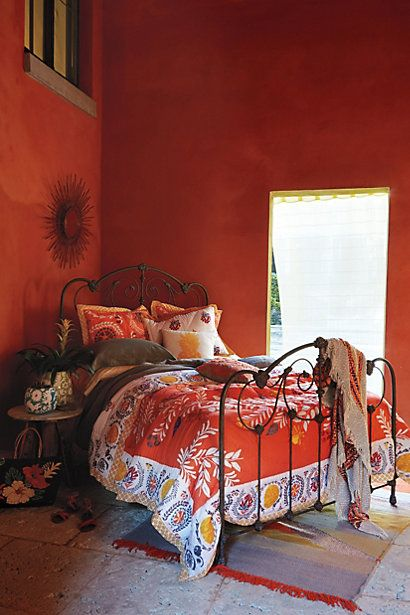 Anthropologie EU Zocalo Bedding