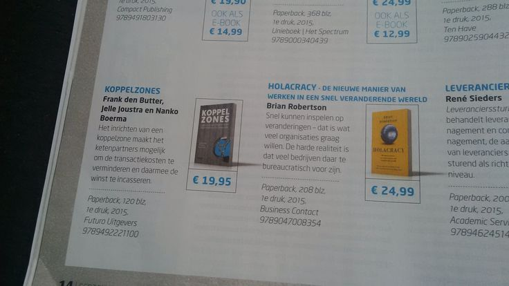 Het boek 'Koppelzones' staat in Managementboek Magazine! #koppelzones #nankoboerma #frankdenbutter #jellejoustra #futurouitgevers