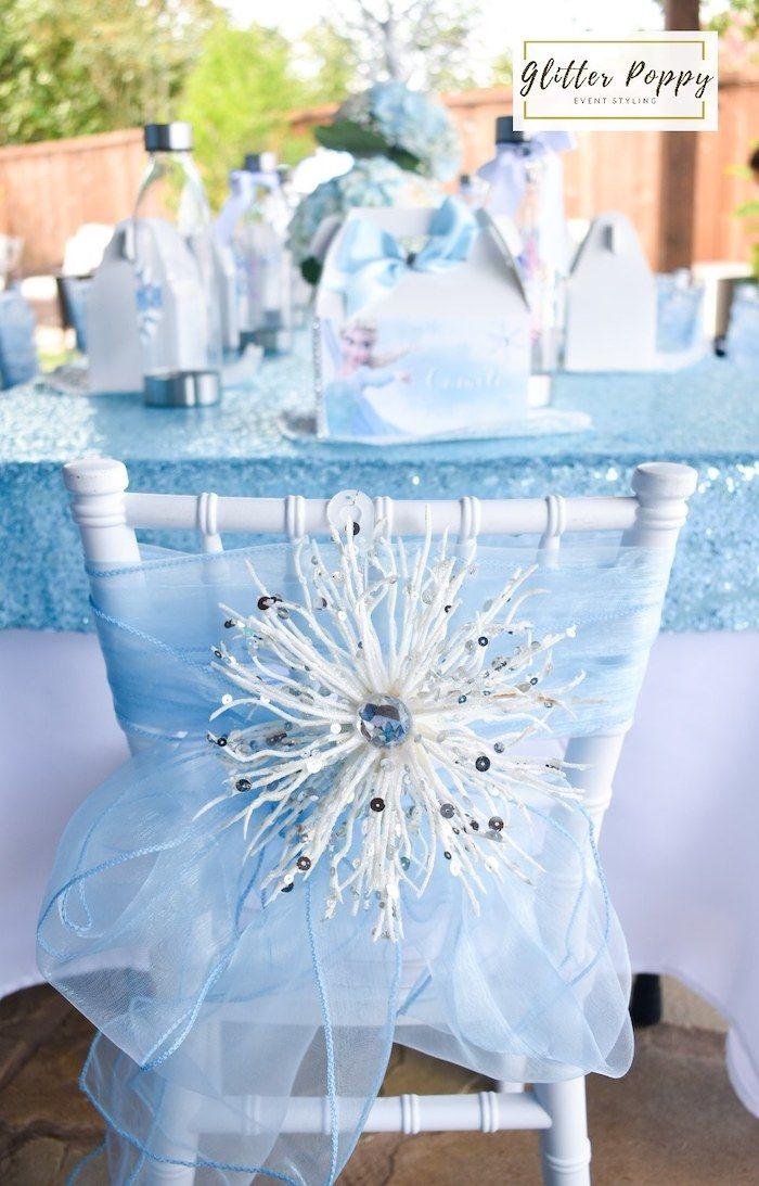 Frozen Birthday Party Kara S Party Ideas Frozen Birthday Party Frozen Theme Party Elsa Birthday Party