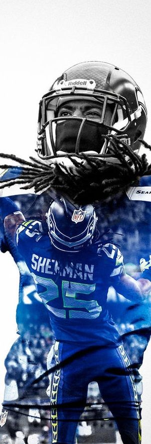 Richard Sherman. #NFL #seahawks #legionofboom