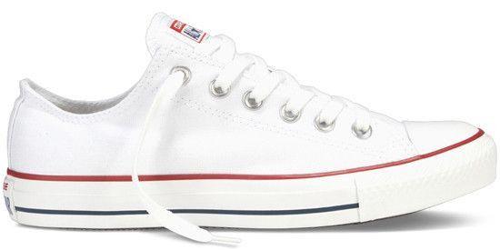 Białe klasyki!  CONVERSE All Star OX -15% tylko na YesSport.pl! KLIK: http://bit.ly/ConverseWhiteLow