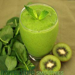 Shamrock Shake Green Smoothie Recipe