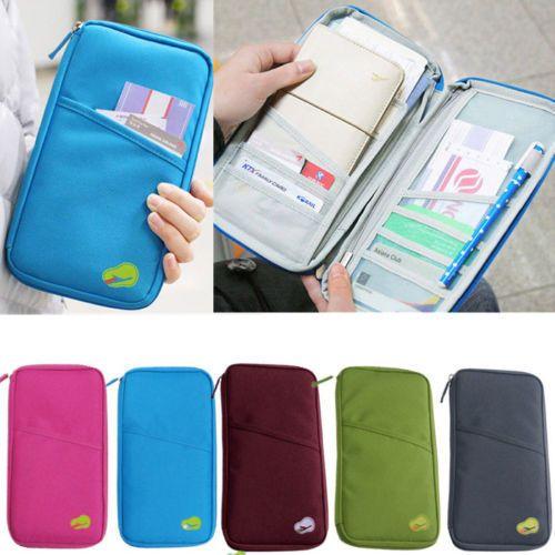 Goods.Site - Hot Sale 2015 Multifunction Travel Bag Passport Credit Card ID Ticket Holder Handy Wallet Purse Case Bag
