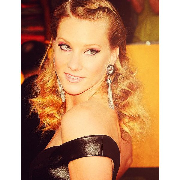 - heather elizabeth morris ~ ❤ liked on Polyvore featuring heather morris and people