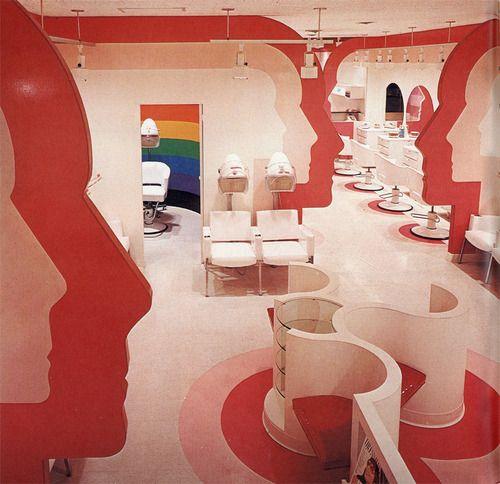 OooAmerican Apparel 1970s HairVintage InteriorsSpace AgeRetro DesignVintage Interior DesignHistory