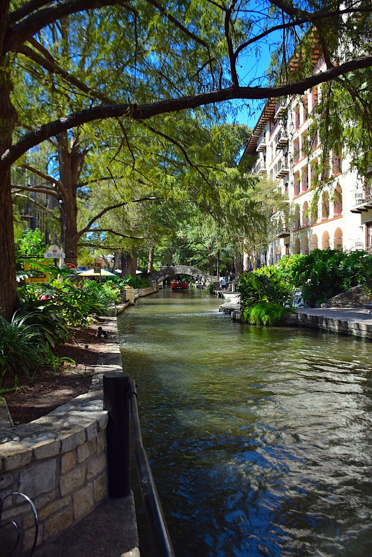 Are you going to Visit San Antonio in 2018? Make sure a tour of The San Antonio River Walk are part of your plans! Info & tickets at: www.goriocruises.com