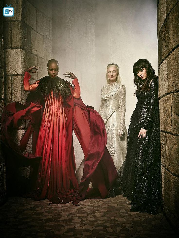Emerald City S1 Cast Photo