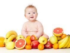 Introduzindo papinha de frutas e suquinho na dieta do bebê | Macetes de Mãe