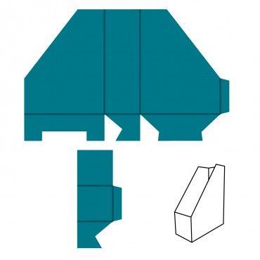 Box-A2 Card Holder