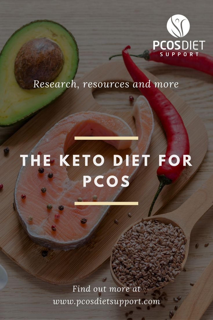 The keto diet is not new. In this article we look at the research on the veto diet for PCOS