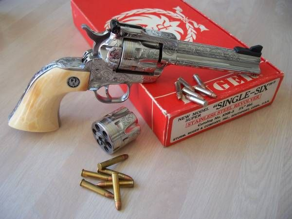 ruger single six serial number 60
