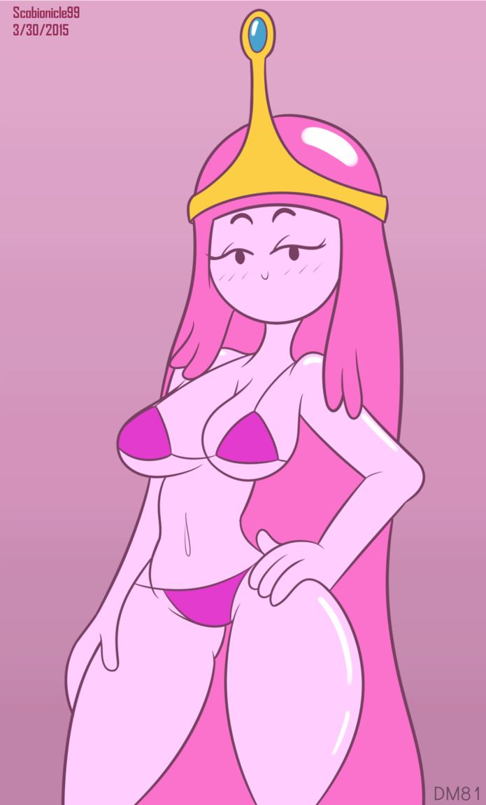 More are princess bubblegum sexy naked